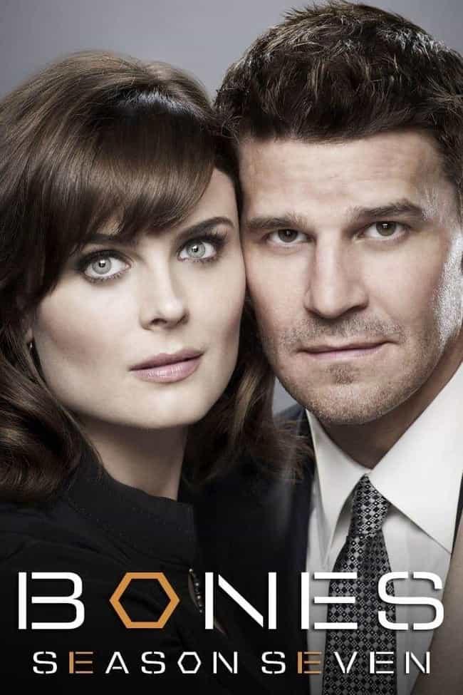Bones - Season 7 is listed (or ranked) 7 on the list The Best Seasons of 'Bones'