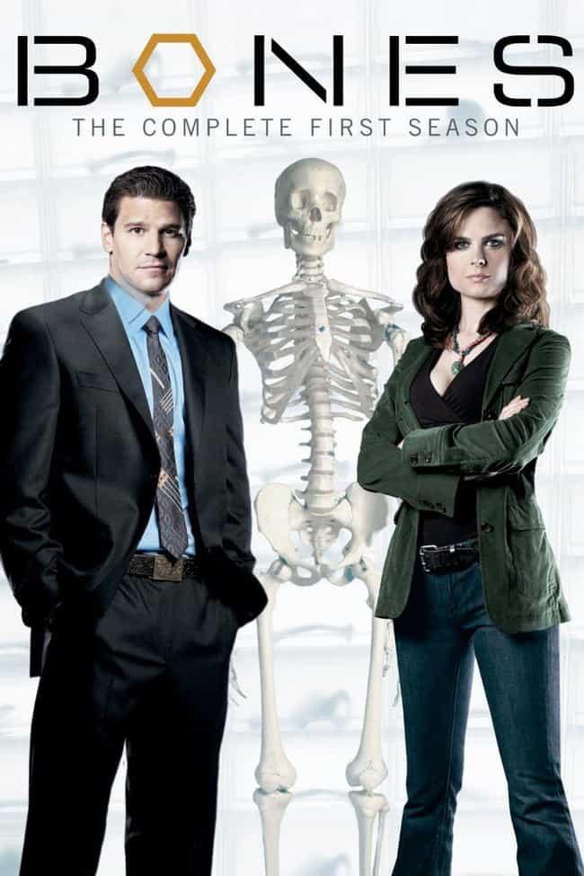 Bones - Season 1 is listed (or ranked) 6 on the list The Best Seasons of 'Bones'