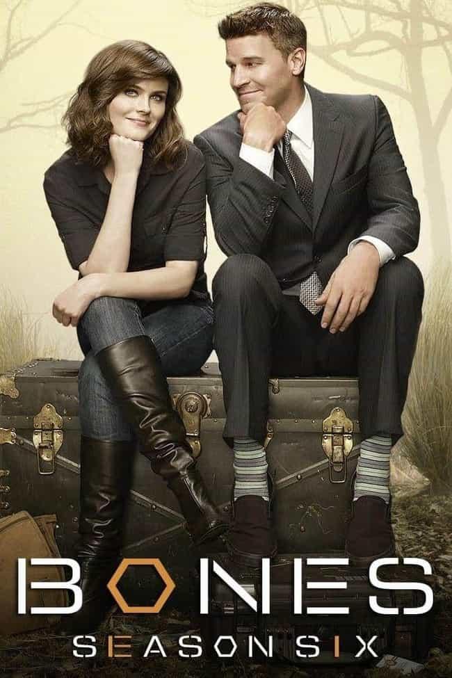 Bones - Season 6 is listed (or ranked) 2 on the list The Best Seasons of 'Bones'