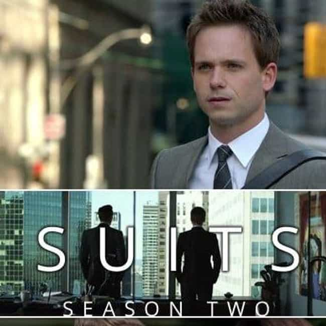 Suits - Season 2 is listed (or ranked) 2 on the list The Best Seasons of 'Suits'