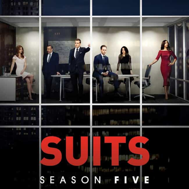 Suits - Season 5 is listed (or ranked) 3 on the list The Best Seasons of 'Suits'