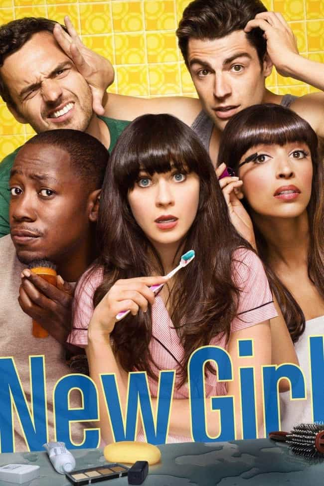 New Girl - Season 2 is listed (or ranked) 1 on the list The Best Seasons of 'New Girl'