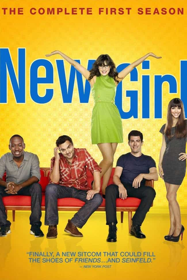 New Girl - Season 1 is listed (or ranked) 3 on the list The Best Seasons of 'New Girl'