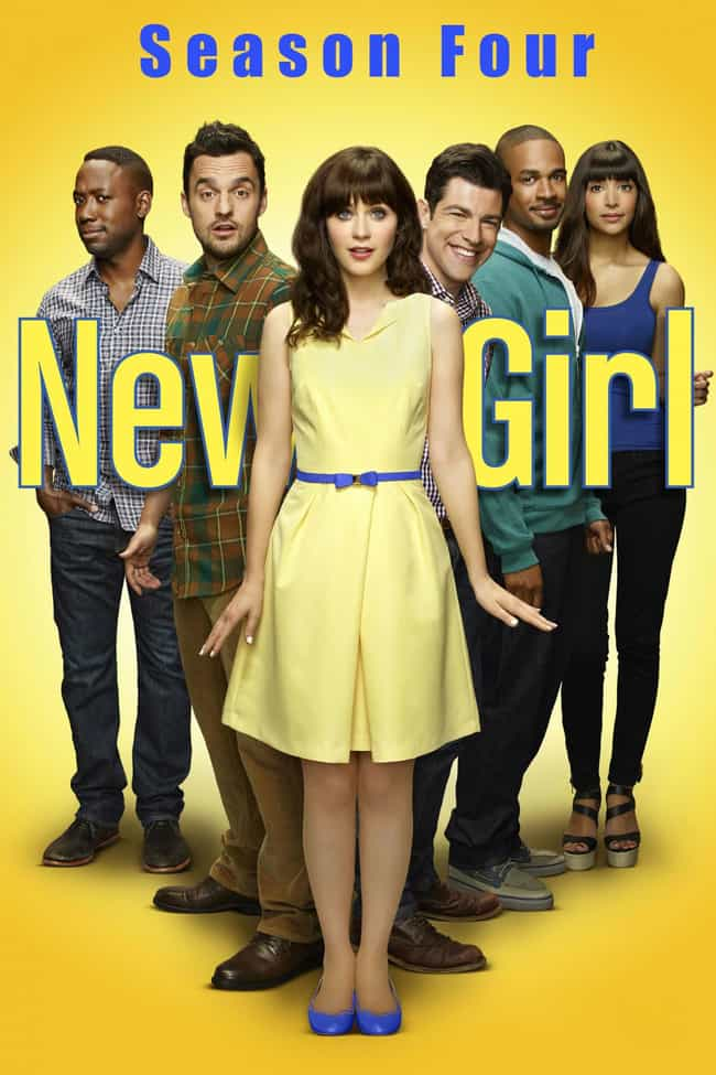 New Girl - Season 4 is listed (or ranked) 2 on the list The Best Seasons of 'New Girl'