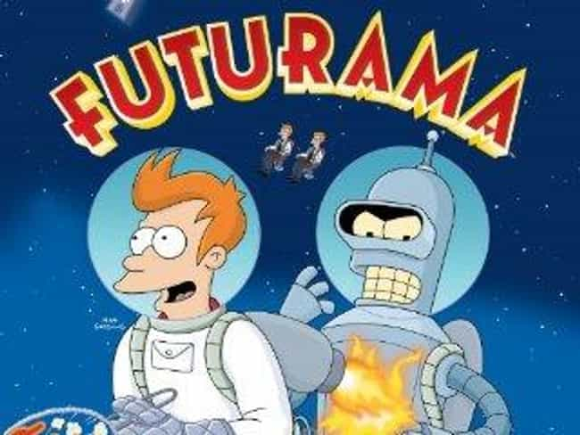 Futurama Season 3 is listed (or ranked) 3 on the list The Best Seasons of Futurama