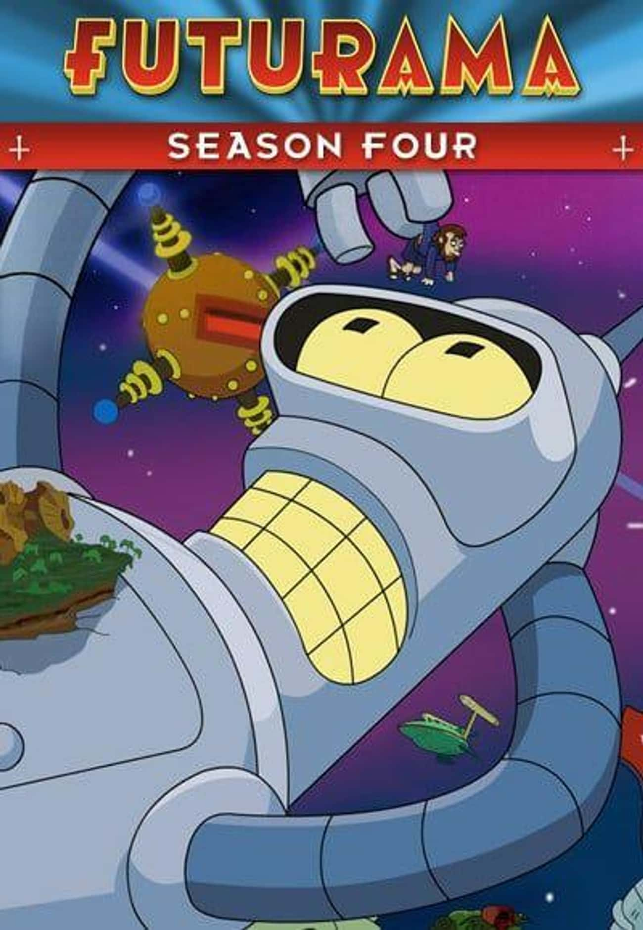 Futurama Season - 4