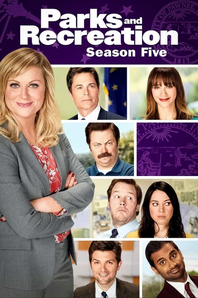 Parks and Recreation - Season ... is listed (or ranked) 3 on the list The Best Seasons of 'Parks and Recreation'