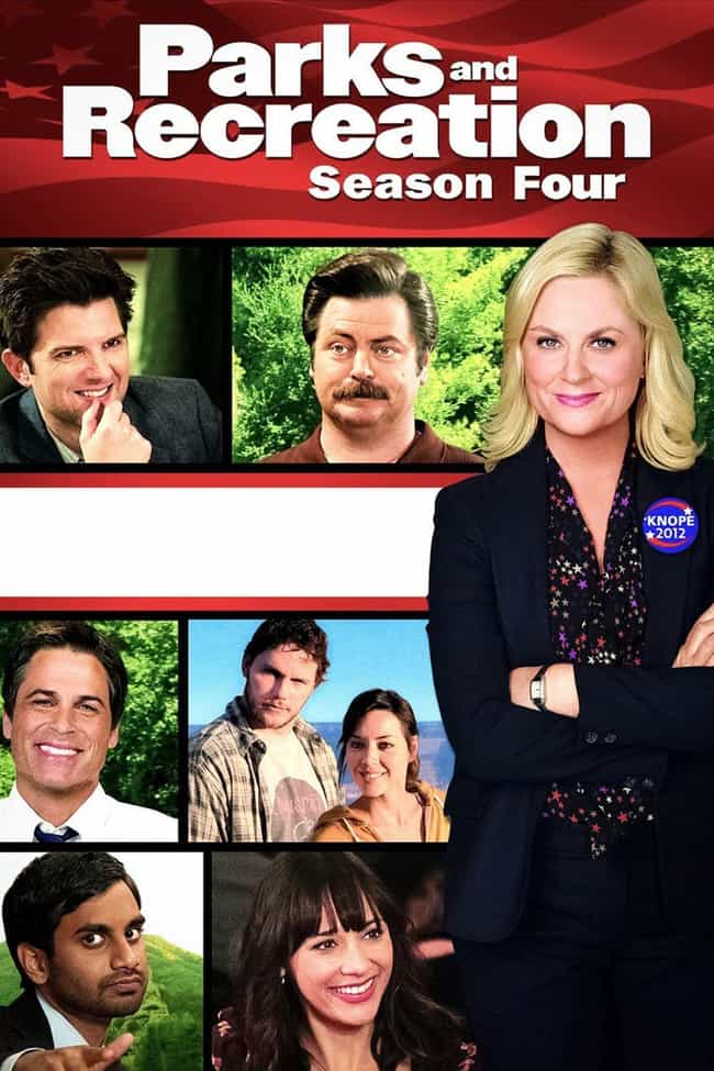 Parks and Recreation - S... is listed (or ranked) 2 on the list The Best Seasons of 'Parks and Recreation'