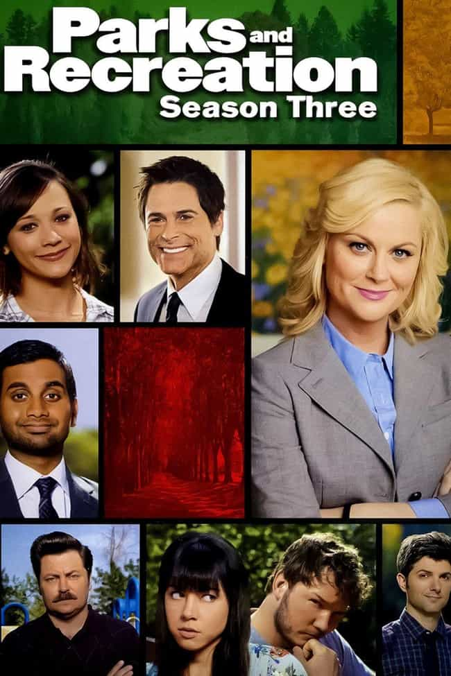 Parks and Recreation - Season ... is listed (or ranked) 1 on the list The Best Seasons of 'Parks and Recreation'