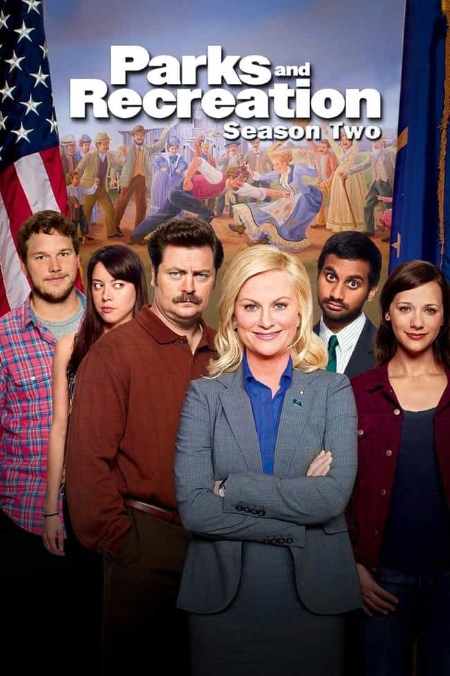 Parks and Recreation - Season ... is listed (or ranked) 4 on the list The Best Seasons of 'Parks and Recreation'