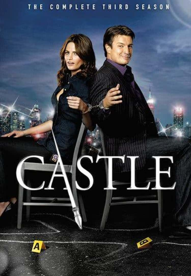 Ranking All 8 Seasons Of Castle Best To Worst
