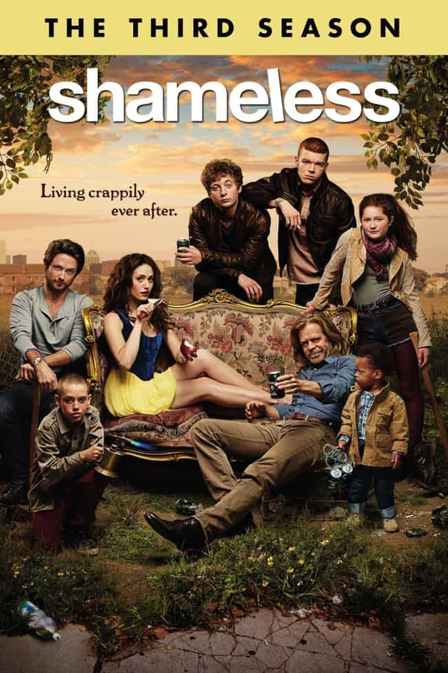 Shameless - Season 3 is listed (or ranked) 3 on the list Every Season of 'Shameless', Ranked Best to Worst