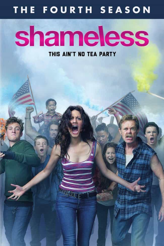 Shameless - Season 4 is listed (or ranked) 1 on the list Every Season of 'Shameless', Ranked Best to Worst