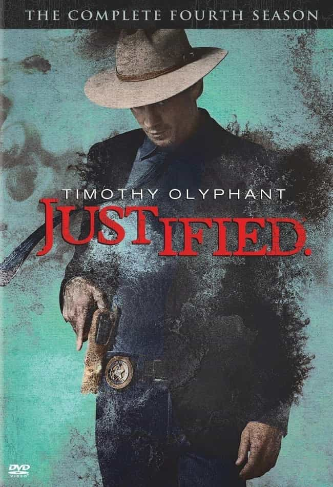 Justified - Season 4 is listed (or ranked) 3 on the list The Best Seasons of 'Justified'