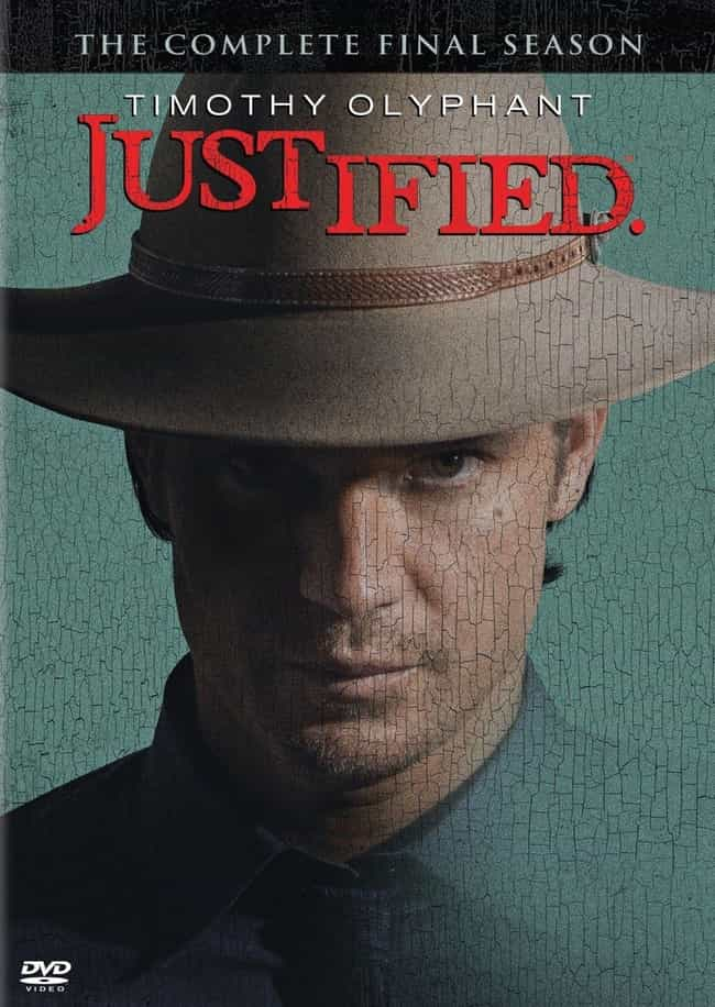 Justified - Season 6 is listed (or ranked) 4 on the list The Best Seasons of 'Justified'