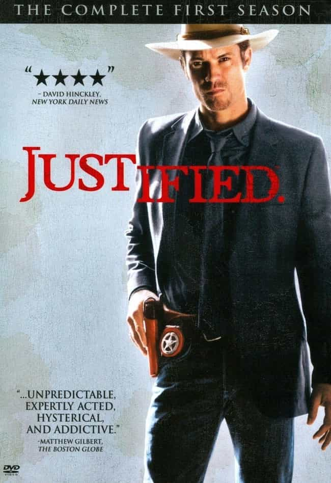 Justified - Season 1 is listed (or ranked) 2 on the list The Best Seasons of 'Justified'