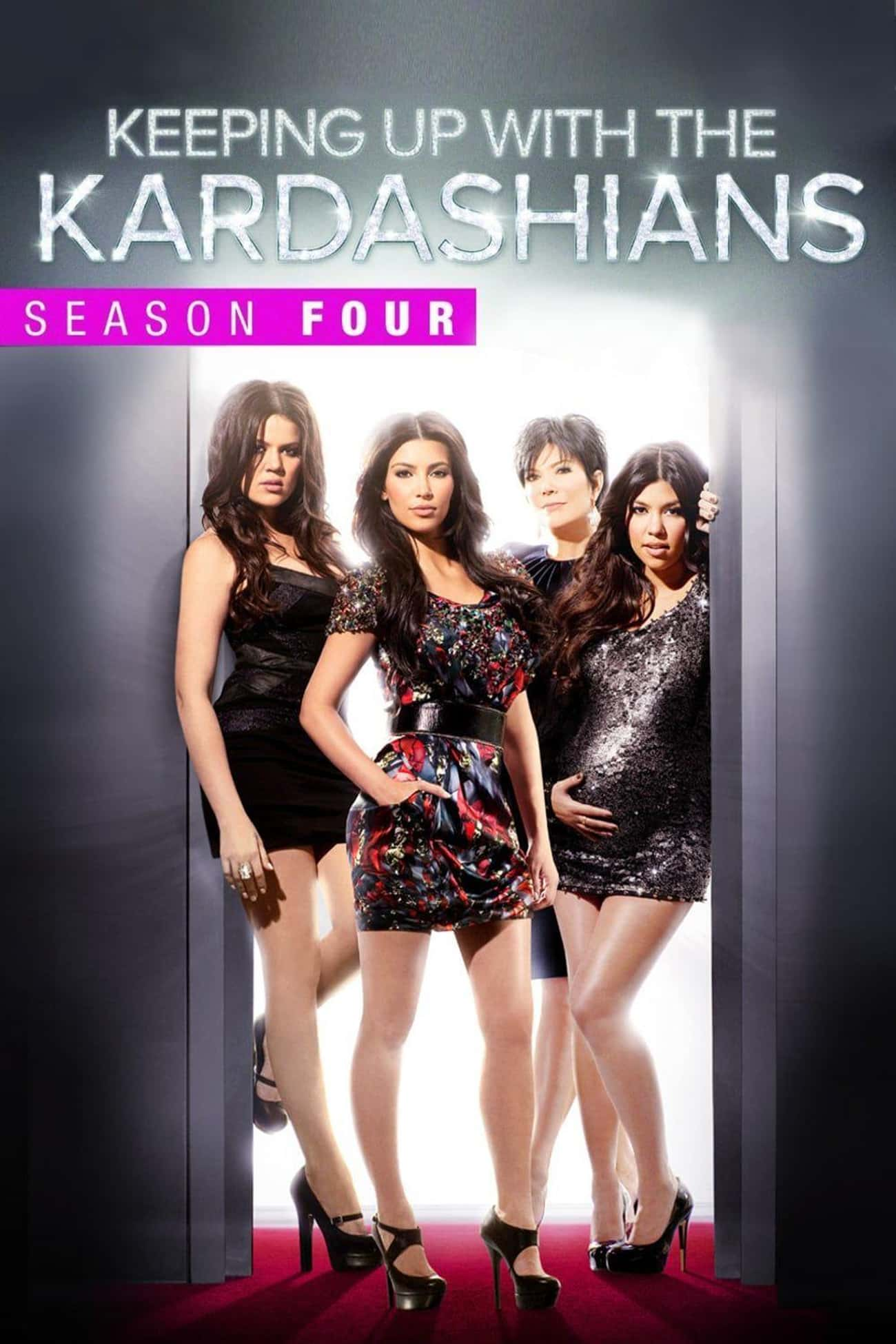 Keeping Up with the Kardashian is listed (or ranked) 3 on the list The Best Seasons of 'Keeping Up with the Kardashians'