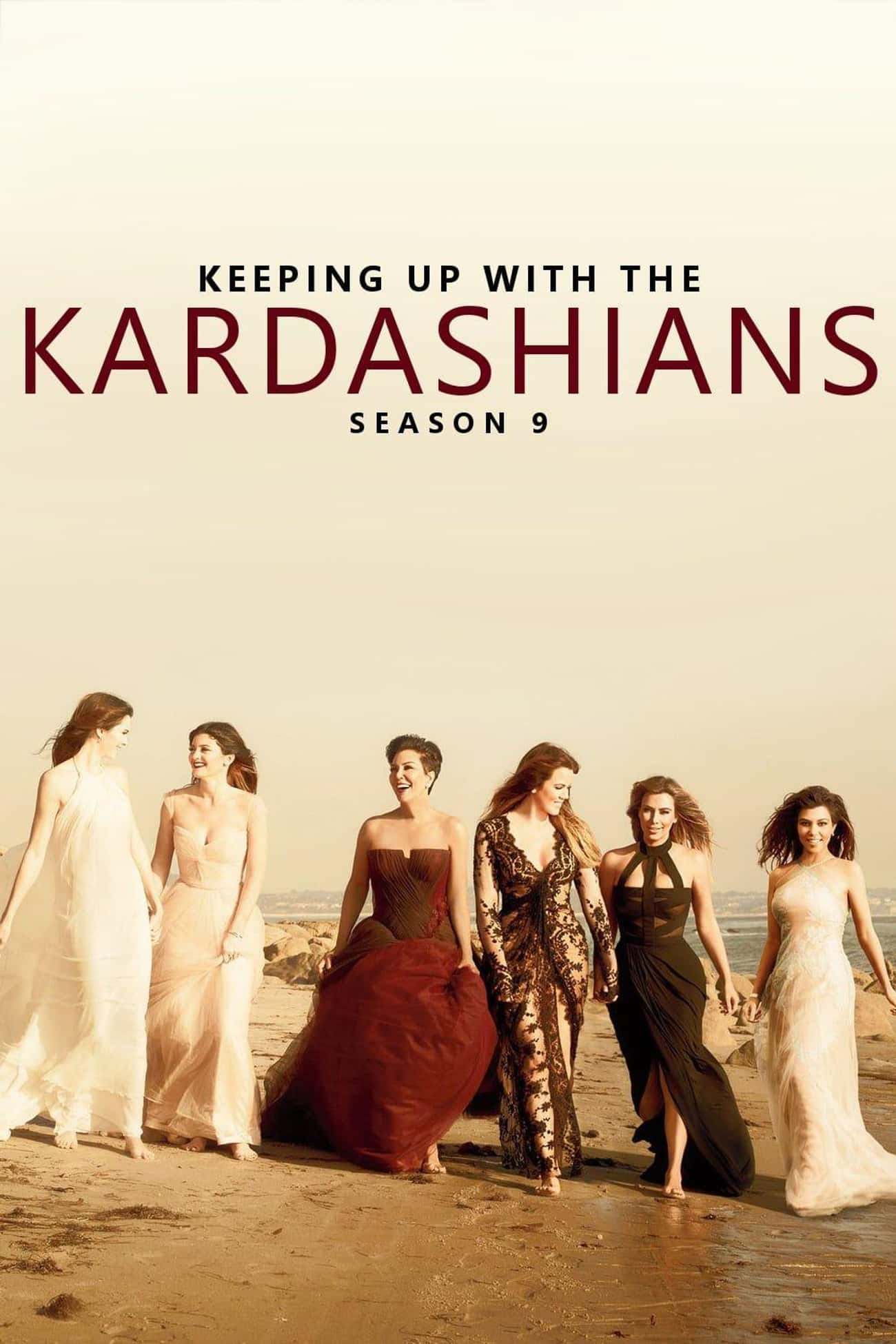 Keeping Up with the Kardashian is listed (or ranked) 1 on the list The Best Seasons of 'Keeping Up with the Kardashians'