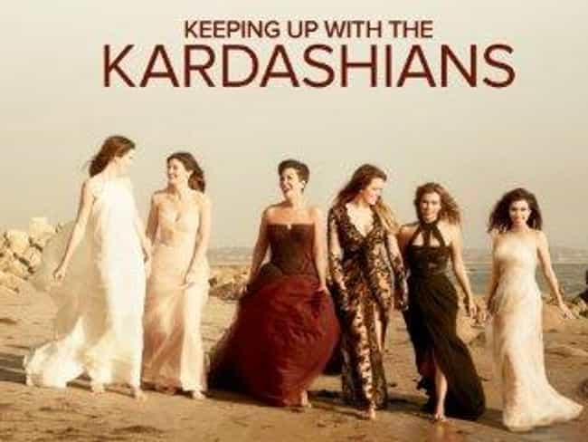Keeping Up with the Kardashian... is listed (or ranked) 1 on the list The Best Seasons of Keeping Up with the Kardashians