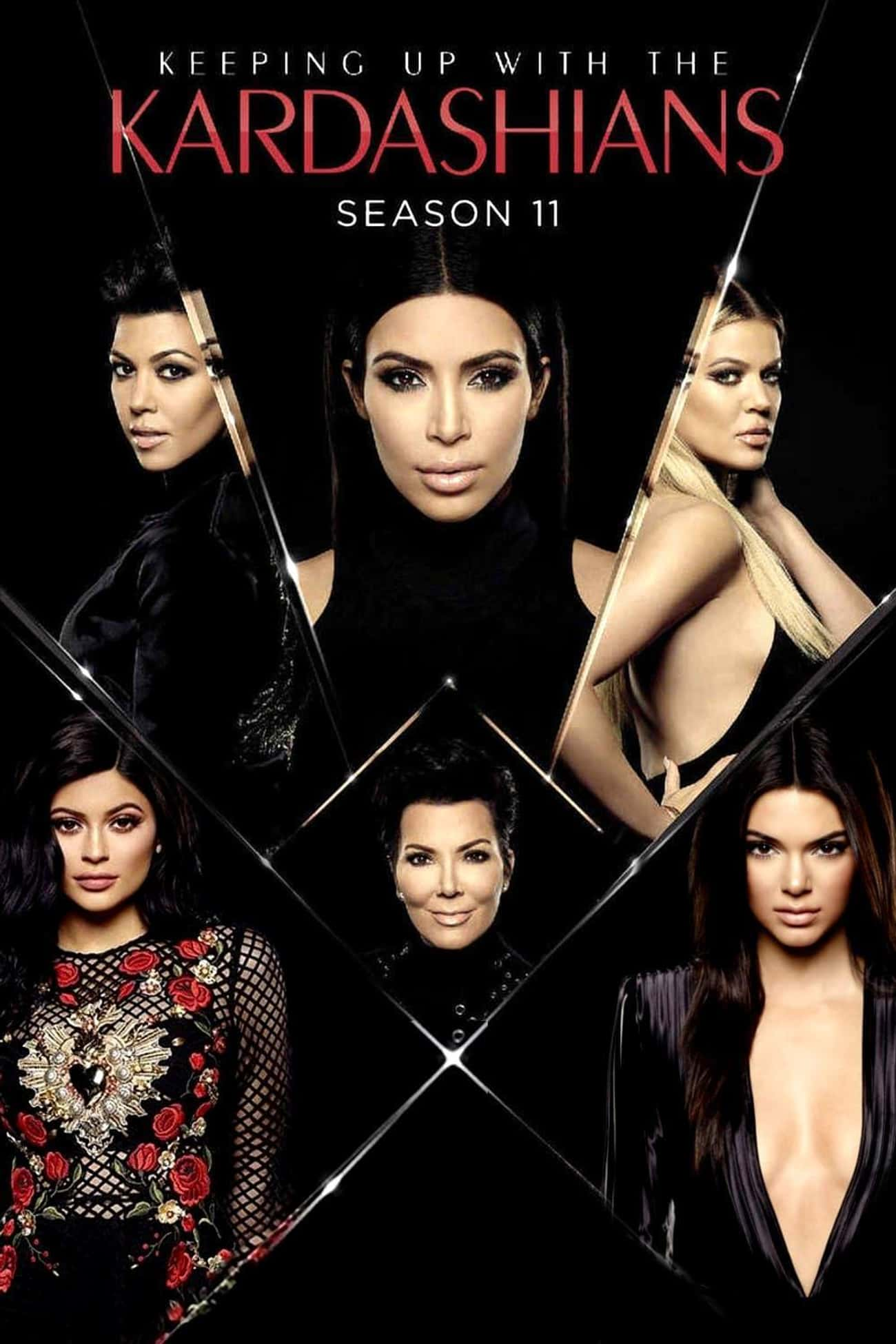 Keeping Up with the Kardashian is listed (or ranked) 2 on the list The Best Seasons of 'Keeping Up with the Kardashians'