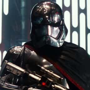 Captain Phasma is listed (or ranked) 21 on the list The Most Hated Star Wars Villains
