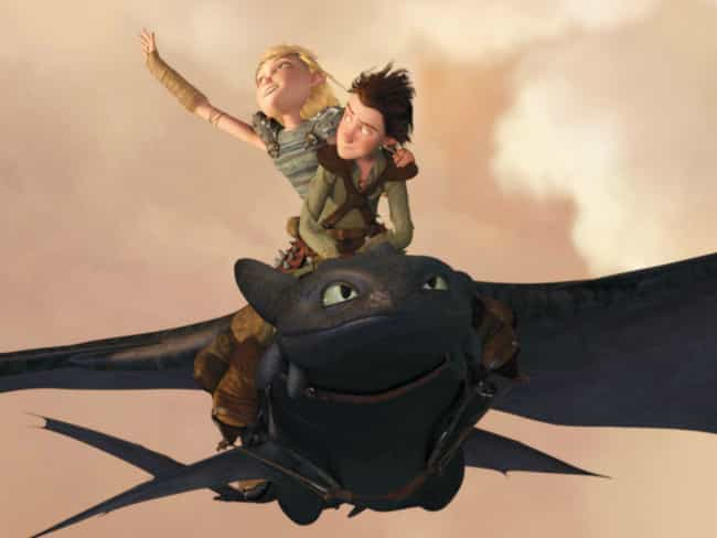 How Does Toothless Fly W... is listed (or ranked) 4 on the list 21 Plot Holes That Will Ruin Your Favorite Fantasy Movies