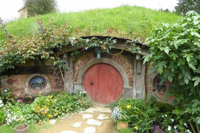 The Fellowship of the Ring - H... is listed (or ranked) 4 on the list Lord of the Rings Sets You Can Visit in Real Life