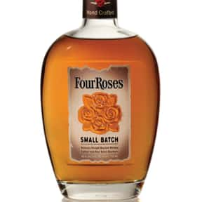 Four Roses is listed (or ranked) 4 on the list The Best American Whiskey