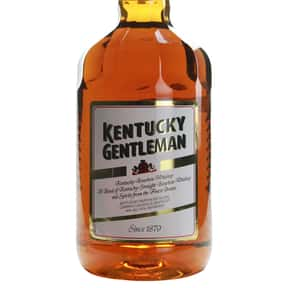 Kentucky Gentleman is listed (or ranked) 23 on the list The Best American Whiskey