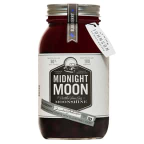 Midnight Moon Moonshine is listed (or ranked) 24 on the list The Best American Whiskey