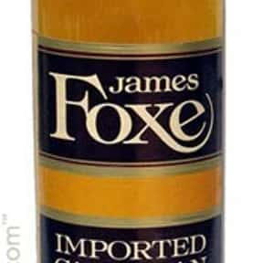 James Foxe is listed (or ranked) 8 on the list The Best Canadian Whisky