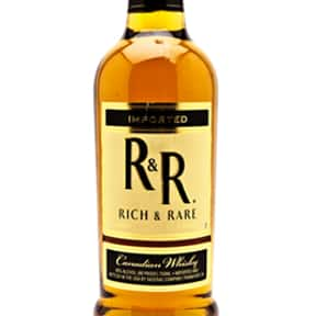 Rich & Rare is listed (or ranked) 12 on the list The Best Canadian Whisky