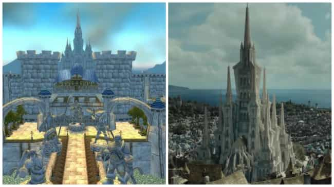 Stormwind City is listed (or ranked) 4 on the list How 21 Iconic Images of the Warcraft Game Look in the Film