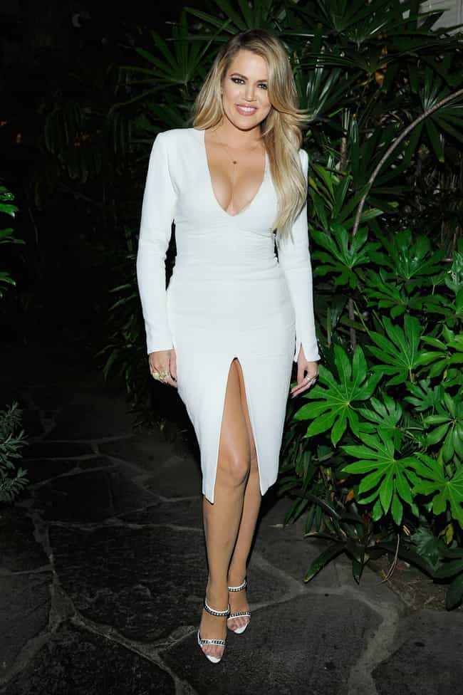 She Doesn't Wear Underwear is listed (or ranked) 2 on the list 16 TMI Facts About Khloe Kardashian's Sex Life