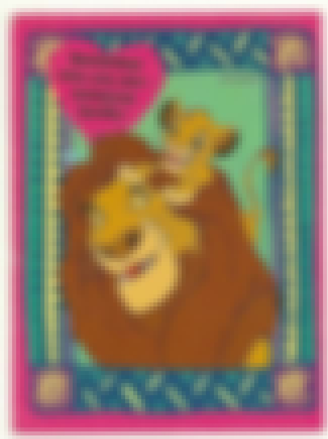 That Awkward Moment When Simba... is listed (or ranked) 1 on the list Awesome '90s Valentine's Day Cards That'll Take You Back