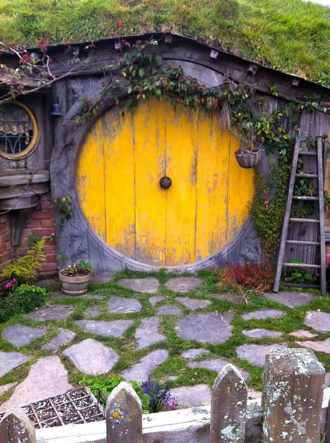 The Hobbit - New Hobbito... is listed (or ranked) 4 on the list Lord of the Rings Sets You Can Visit in Real Life
