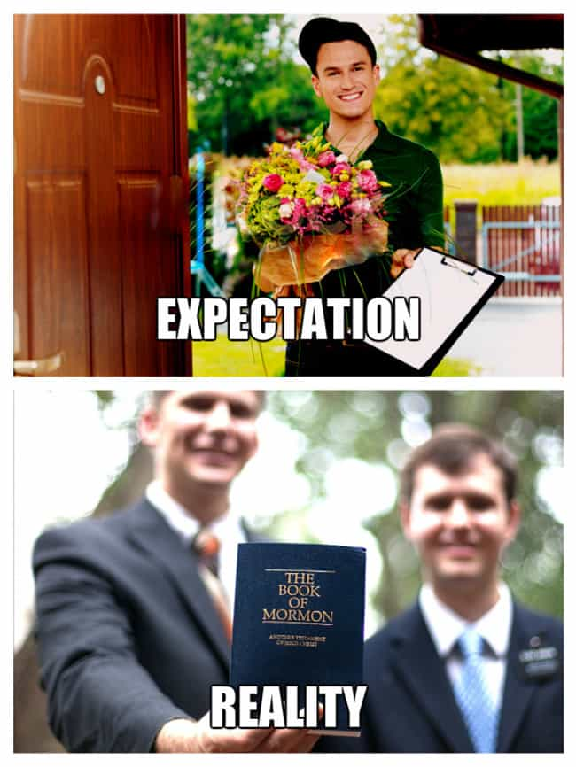 When You Hear That Knock... is listed (or ranked) 4 on the list Valentine's Day: Expectation Vs. Reality