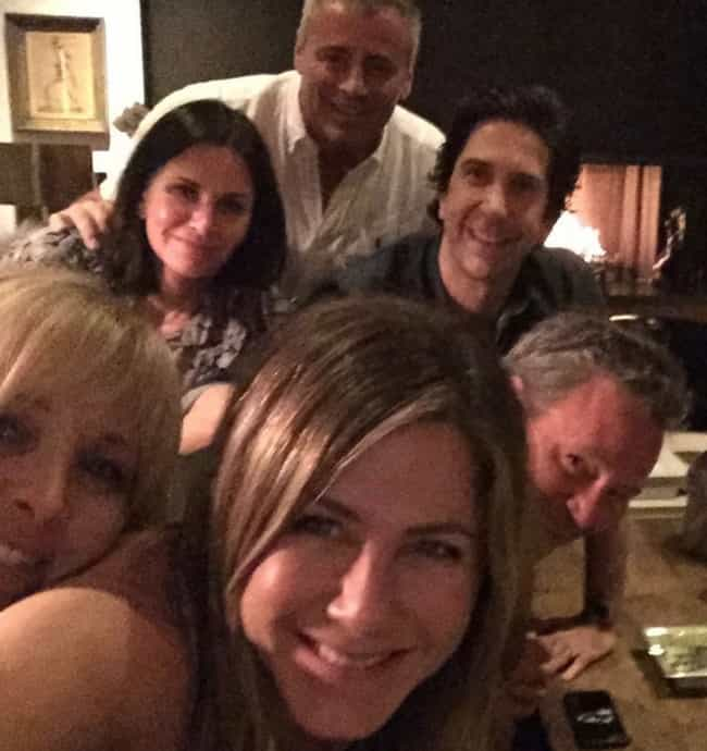 Friends - NOW is listed (or ranked) 4 on the list The Casts Of Your Favorite TV Shows, Reunited