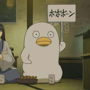 Liz is listed (or ranked) 2 on the list The Best Bird Anime Characters