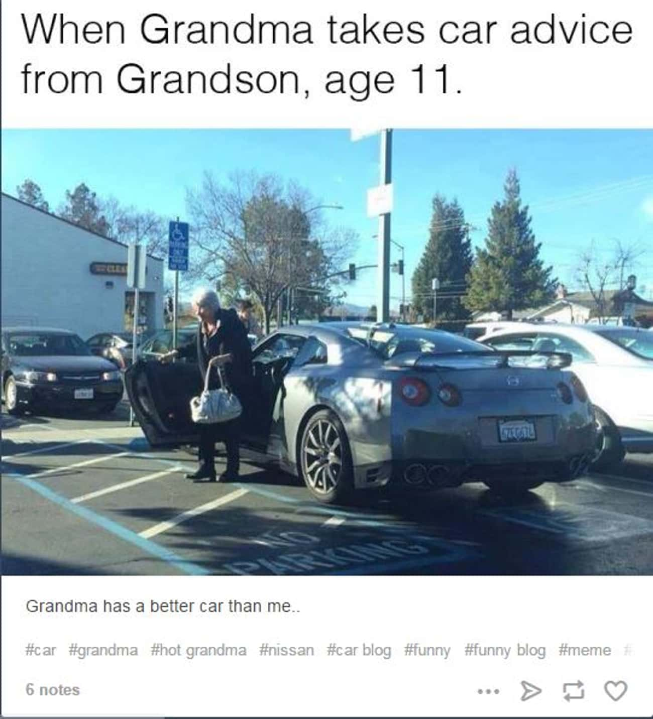 They See this Granny Rollin&#3 is listed (or ranked) 2 on the list 33 Cool Grandmas Who Are Down With It