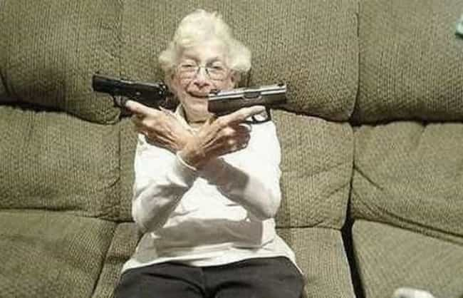 25 Cool Grandmas Who Are Down With It