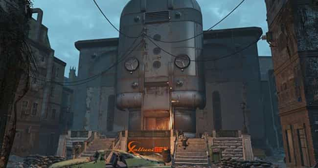 HalluciGen, Inc.- Testin... is listed (or ranked) 8 on the list The Scariest Places in Fallout 4