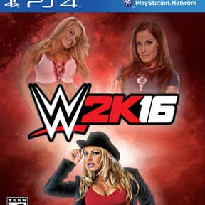 WWE 2K16 is listed (or ranked) 21 on the list The Best Wrestling Games of All Time