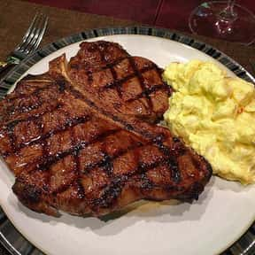 Porterhouse is listed (or ranked) 4 on the list The Best Cut of Steak