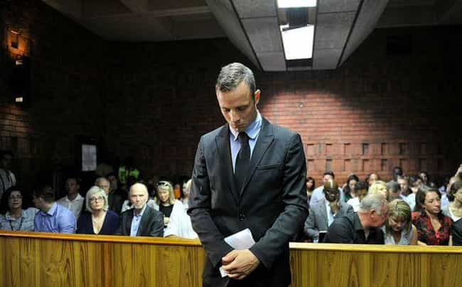 Oscar Pistorius Terminates Gir... is listed (or ranked) 2 on the list The 15 Most Brutal Valentine's Day Murders