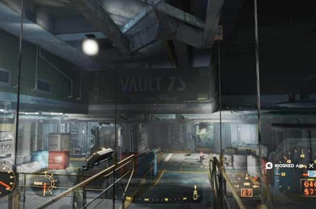 Vault 75, Where Kids Wer... is listed (or ranked) 6 on the list The Scariest Places in Fallout 4