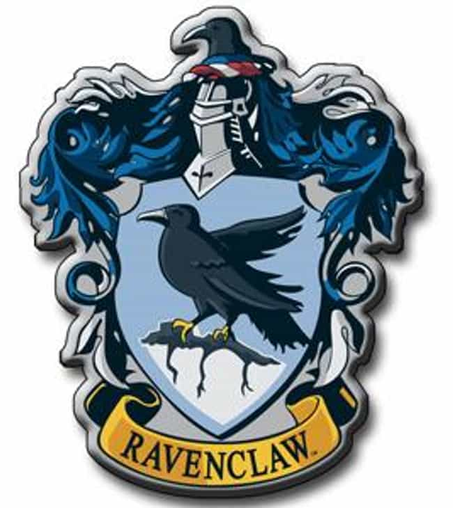 Ravenclaw is listed (or ranked) 1 on the list The Best Hogwarts Houses