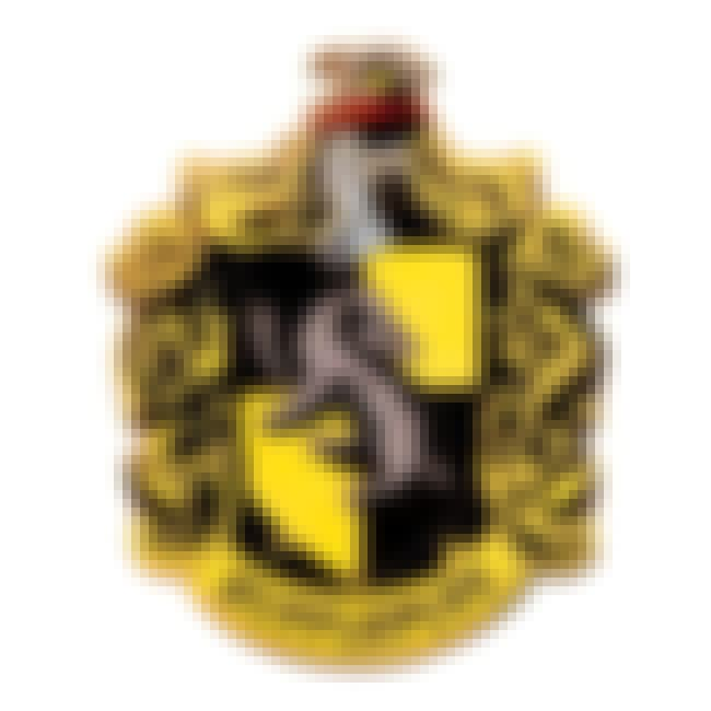 Hufflepuff is listed (or ranked) 3 on the list The Best Hogwarts Houses