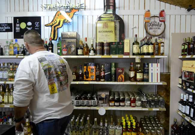 Tennessee Didn't Sell Alco... is listed (or ranked) 8 on the list The Weirdest Drinking Laws from Around the World