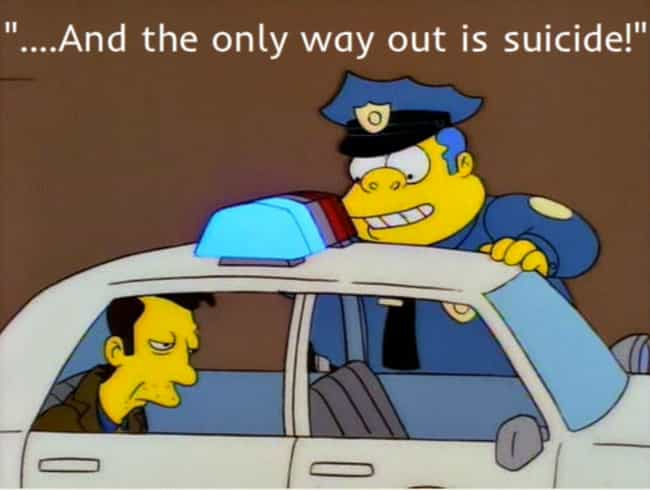 28 Times The Simpsons Got REALLY Dark